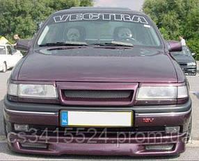 Реснички на фары Opel Veсtra A (под покраску)