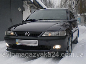 Реснички на фары Opel Veсtra B (под покраску)