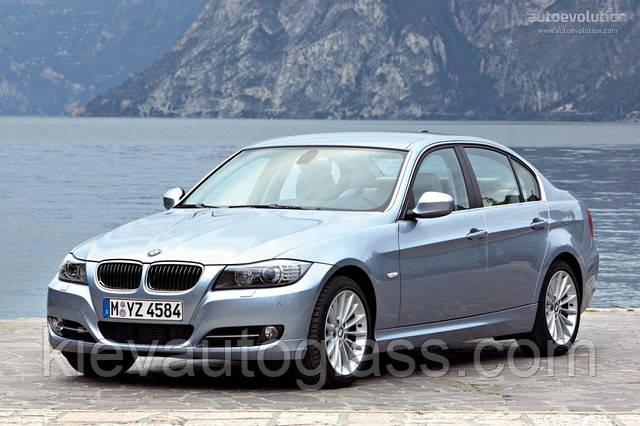Лобовое стекло на BMW 3 SERİES E90