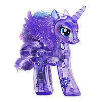 My Little Pony Сияющие принцессы Принцесса Луна Explore Equestria Sparkle Bright 3-inch Princess Luna