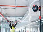 Линейный лазерный нивелир Bosch Professional GLL 3-80 + кейс + чехол (0601063S00), фото 5