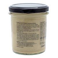 Паста з насіння соняшника кремова, 500г, банка СКЛЯНА, натуральна без домішок, фото 2