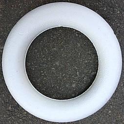 Кольцо ,основа  пенопластовое  для венка 27 см