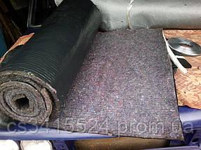 Шумоизолция Chevrolet Aveo T250 2006-2012 (1700/3000) войлочная на битумной основе