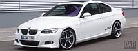 Лобовое стекло на BMW 3 SERİES E92 coupe