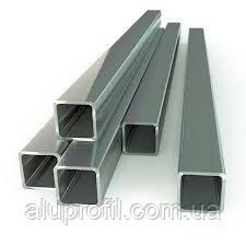 Алюминиевый профиль — труба алюминиевая квадратная 40х40х1,2, фото 1