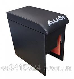 Подлокотник Audi 100 1982-1991 (с вышивкой)