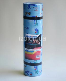 Коврик для занятий спортом «DеcorОлимпик» 1800х550x8 мм, коврик для йоги и фитнеса