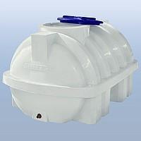 Емкости полиэтиленовые горизонтальные 1500 литров