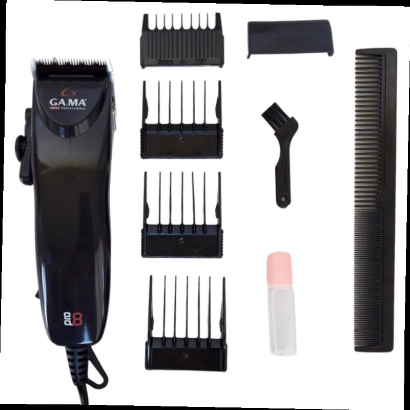 Машинка для стрижки волос Ga.Ma PRO8 профессиональная