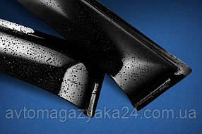 Дефлекторы на боковые стекла Kia Sportage III 2010 ANV air