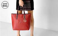 Trussardi представил коллекцию женских сумок Trussardi Jeans Bag.