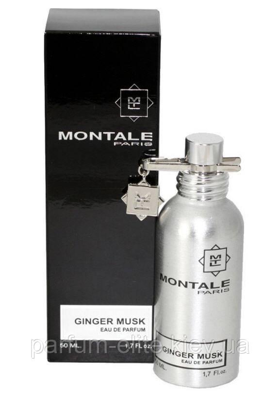 Парфумована вода унісекс Montale Ginger Musk 100ml(test)