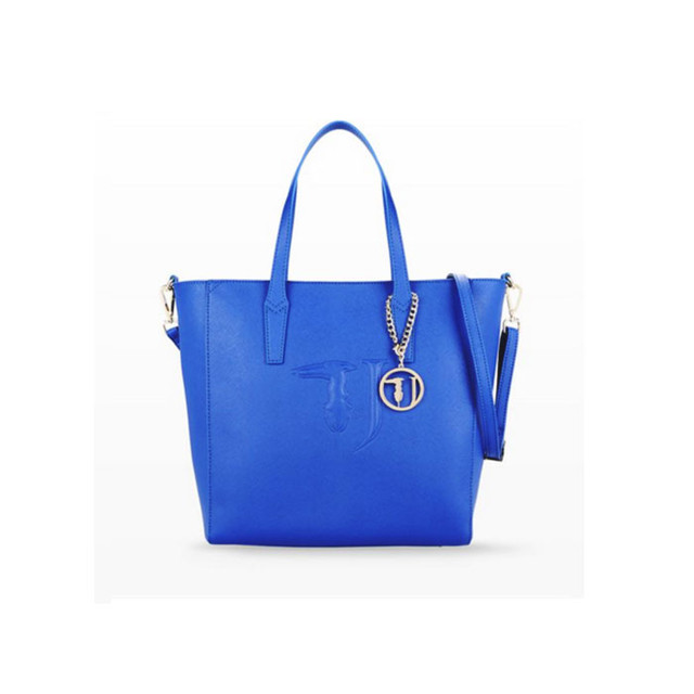 Trussardi Jeans Bag bright blue