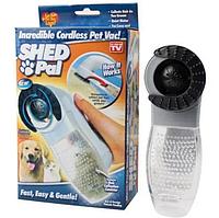 Машинка для вичісування шерсті тварин SHED Pal, Pet Vacuum, фото 1