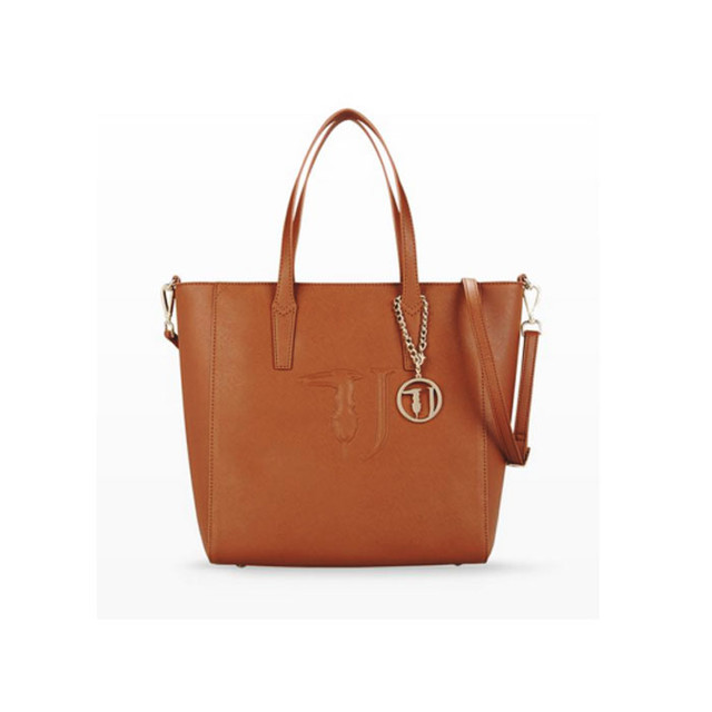 Trussardi Jeans Bag brown light
