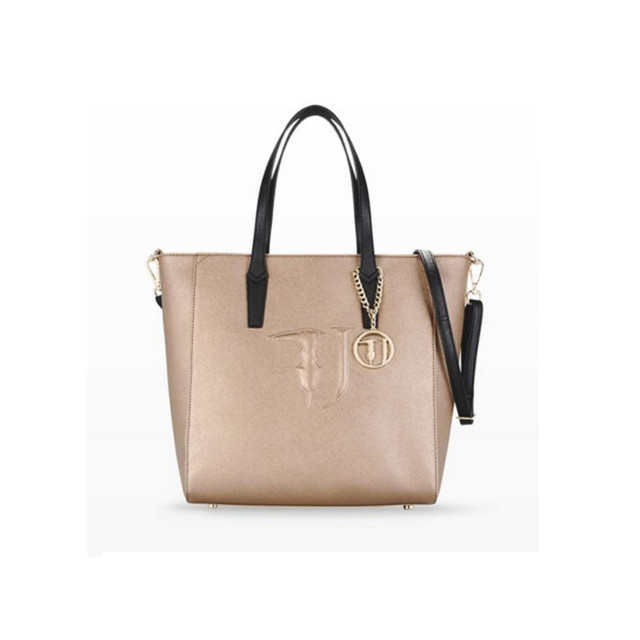 Trussardi Jeans Bag brown grey