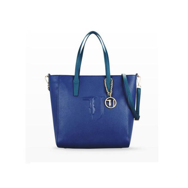 Trussardi Jeans Bag navi blue