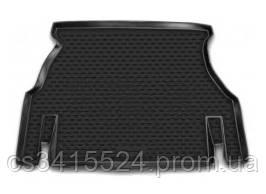 Коврик в багажник пластиковый для Daewoo Nexia 2 (2008-2016)  (Lada Locker)