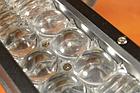 Автофара на крышу (18 LED) 5D-54W-MIX (235 х 70 х 80), фото 2