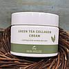 Успокаивающий крем The Skin House против морщин с зеленым чаем и коллагеном Green Tea Collagen Cream, фото 2