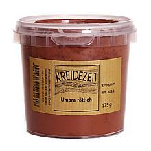 Натуральный пигмент, Умбра красная, Umbra Rotlich, Pigmente, Kreidezeit