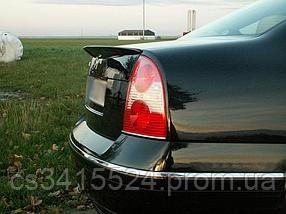 Спойлер Skoda Superb 2002-2008 Лип (Стекловолокно)