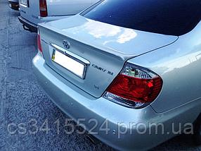 Спойлер Toyota Camry 30 2002-2006 (Стекловолокно)