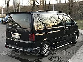 Спойлер Volkswagen Transporter T5 2003-2015 Ляда (Стекловолокно)
