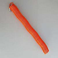 Шланг подкачки шин спиральный с быстроразъемным соединением 20м  PT-1705