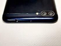 Корпус с кнопками черный Asus ZenFone 4 Max Pro ZC554KL оригинал ,сервисный, фото 2