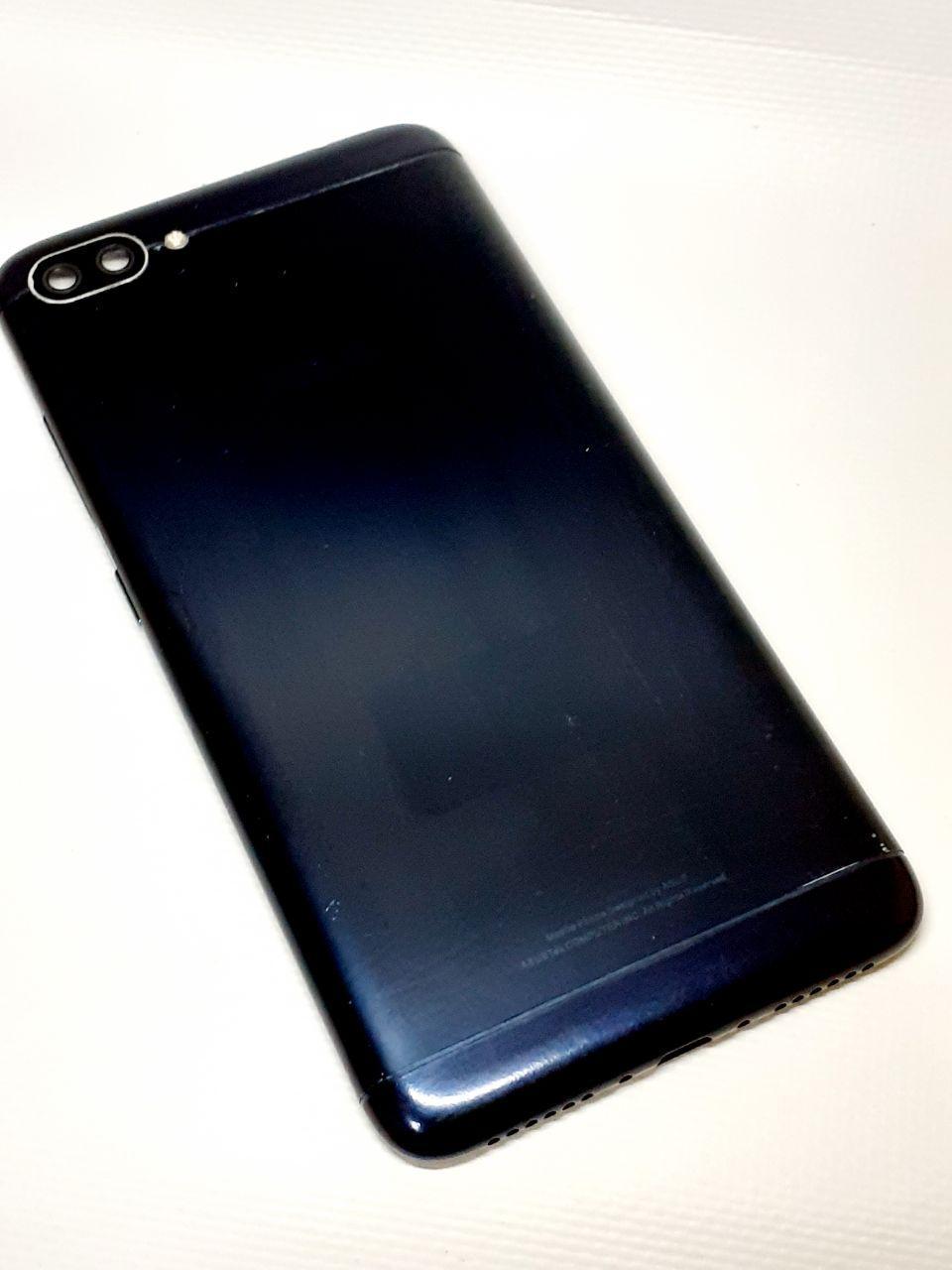 Корпус с кнопками черный Asus ZenFone 4 Max Pro ZC554KL оригинал ,сервисный