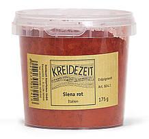 Натуральный пигмент, Сиена красная, Sienna Rot, Pigmente, Kreidezeit