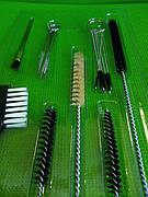 Професійний набір для чищення краскопультів 17 од. GDAR1701 TOPTUL