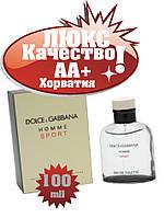 Dolce gabbana Homme Sport Хорватия Люкс качество АА++ Дольче Габбана  Спорт