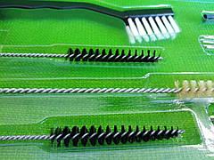 Щітки набір для чищення краскопультів 17ед. GDAR1701 TOPTUL