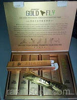 Шпанская мушка - Голд Флай / Gold Fly - женский возбудитель,12 шт (упаковка)