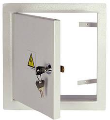 Дверцята ревізійні DR 15х15, 150х150 мм