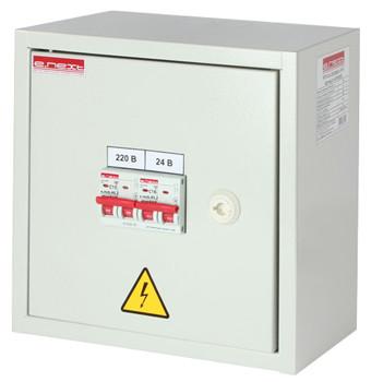 Ящик із знижувальним трансформатором ЯТП-0,4 220/12В IP31