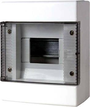 Корпус пластиковий 12-модульний e.plbox.stand.n.12, навісний, фото 2