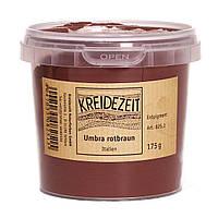 Натуральный пигмент, Умбра красно-коричневая, Umbra Rotbraun, Pigmente, Kreidezeit