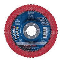Круг лепестковый торцевой радиальный 125х22 M CO60 SGP PFERD