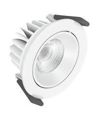 Светильник встраиваемый точечный регулируемый  SPOT LED ADJUST 8W/4000K 230V IP20 LEDVANCE OSRAM