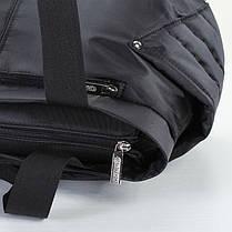 Женская сумка на плечо черная тканевая модная Dolly 471, фото 2