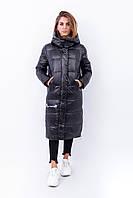 Женская зимняя куртка Olanmear. Черный цвет
