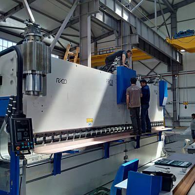 Ремонт и сервисное обслуживание листообрабатывающего оборудования