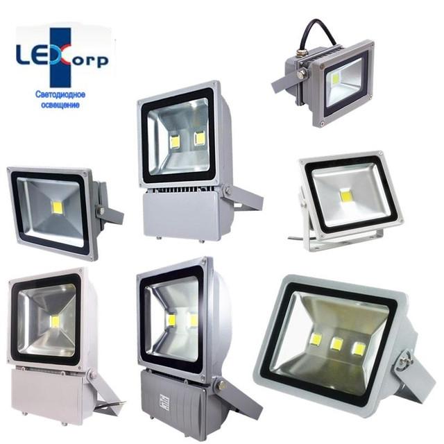 Светодиодные прожекторы на SMD матрице