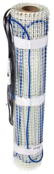 Мат нагрівальний двожильний e.heat.mat.150.750, 750Вт, 5,0 м. кв., 230В