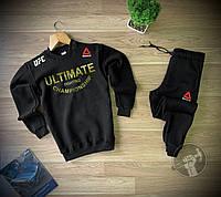 Зимние спортивные костюмы Reebok UFC (3 различных цветa)