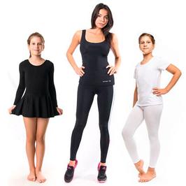 Одежда для гимнастики и танцев